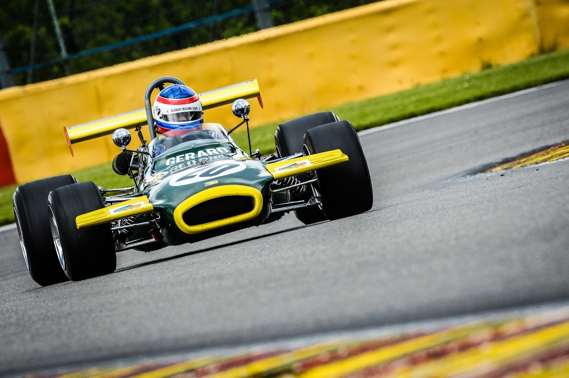 Euro F2 2017 - Peter Auto