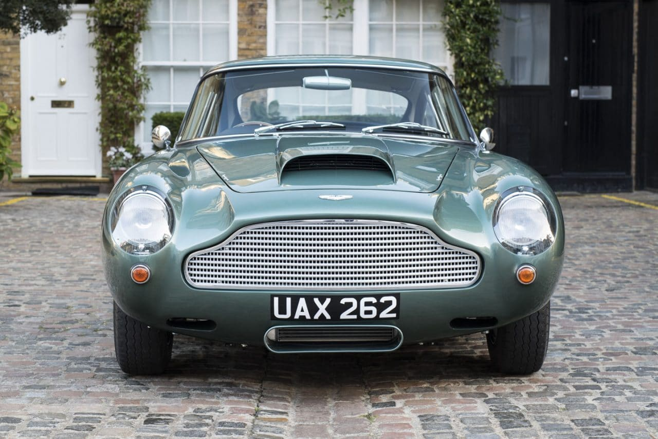 Aston Martin DB4GT (1960) - Chassis Number DB4GT/0122/R - Hexagone Classics
