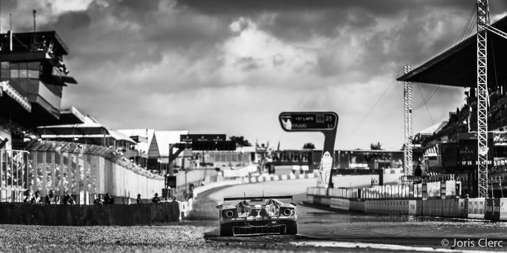 24h du Mans 2016 - Joris Clerc ©