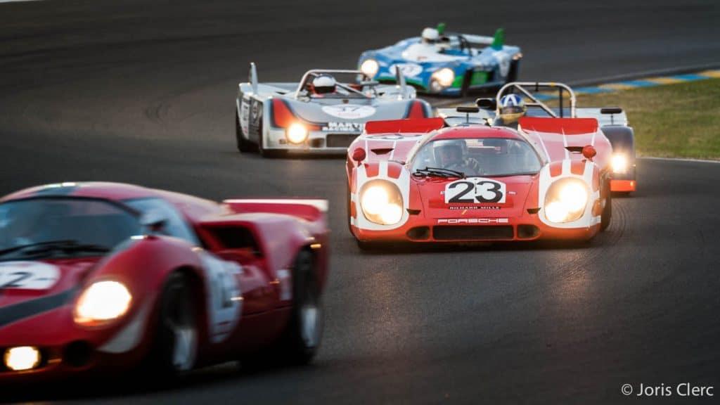 Le Mans Classic 2016 - Joris Clerc ©