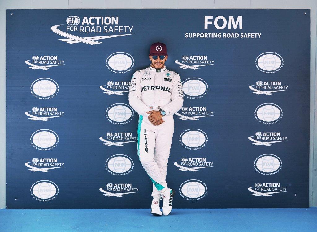 Formule 1 2016 - Lewis Hamilton