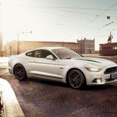 Deux éditions spéciales pour la Ford Mustang en Europe : Black Shadow Edition et Blue Edition