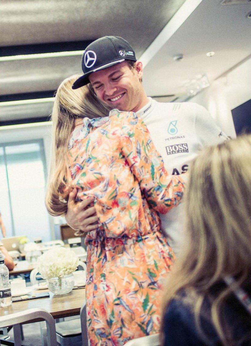 Formule 1 2016 - Nico Rosberg