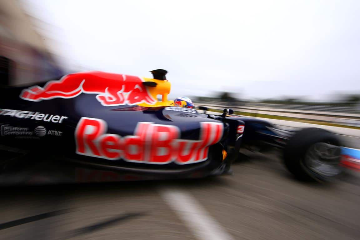 TAG Heuer & Red Bull Racing Team