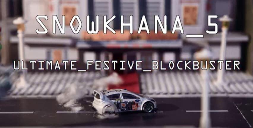 Snowkhana 4 - Ken Block - Ford