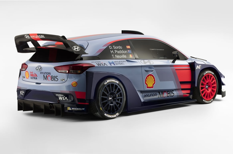 Amazing Hyundai Motorsport Dvoile L39i20 Coup WRC Du Championnat Du Monde Des Ra