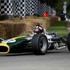 Lotus Type 49 : Les 7 derniers exemplaires à l'Autosport International 2017