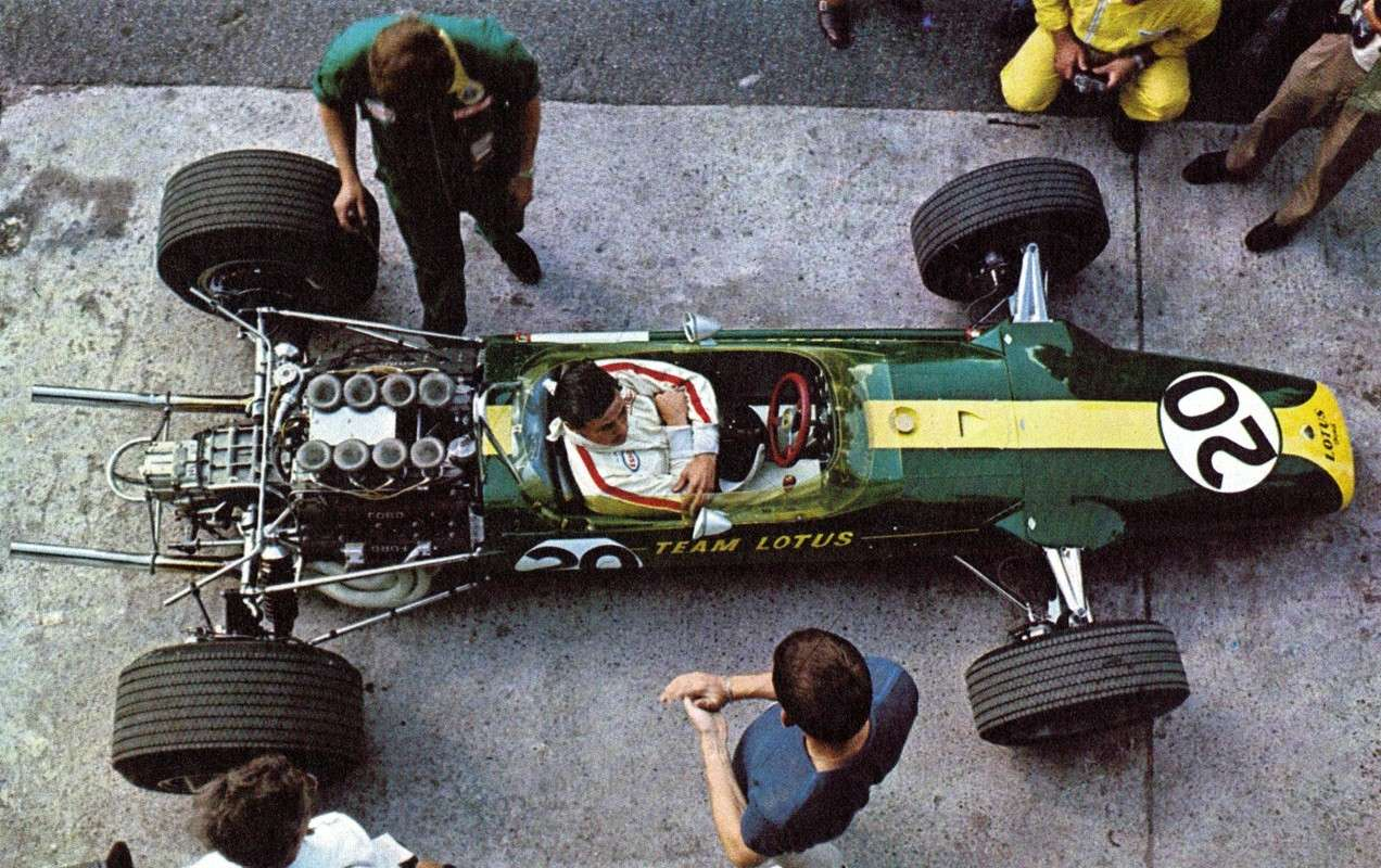 Lotus Type 49