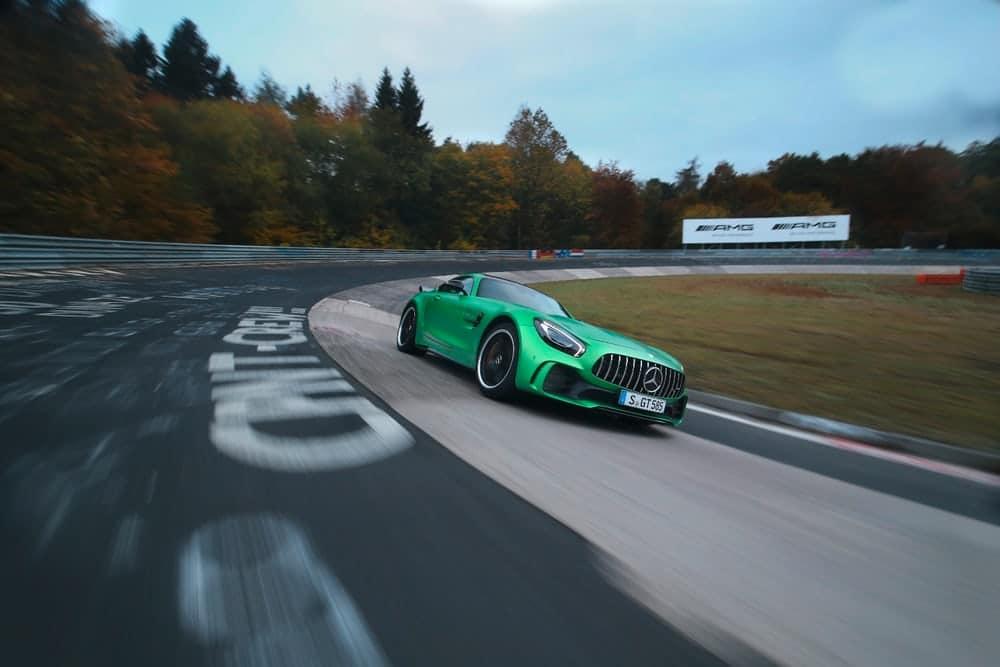 Mercedes AMG GT-R - Nürburgring Nordschleife