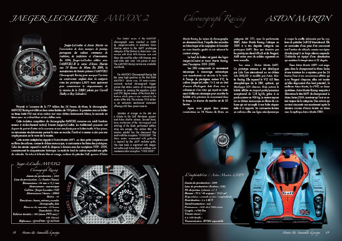 Montres & Automobiles de prestige - Rémy Solnon