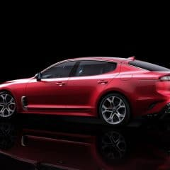 Salon de Detroit 2017 : Kia Stinger