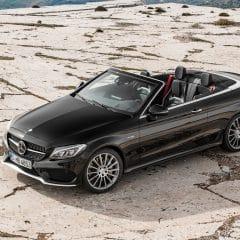 Essai Mercedes C43 AMG Cabriolet 4Matic : Pour une poignée de cylindres…