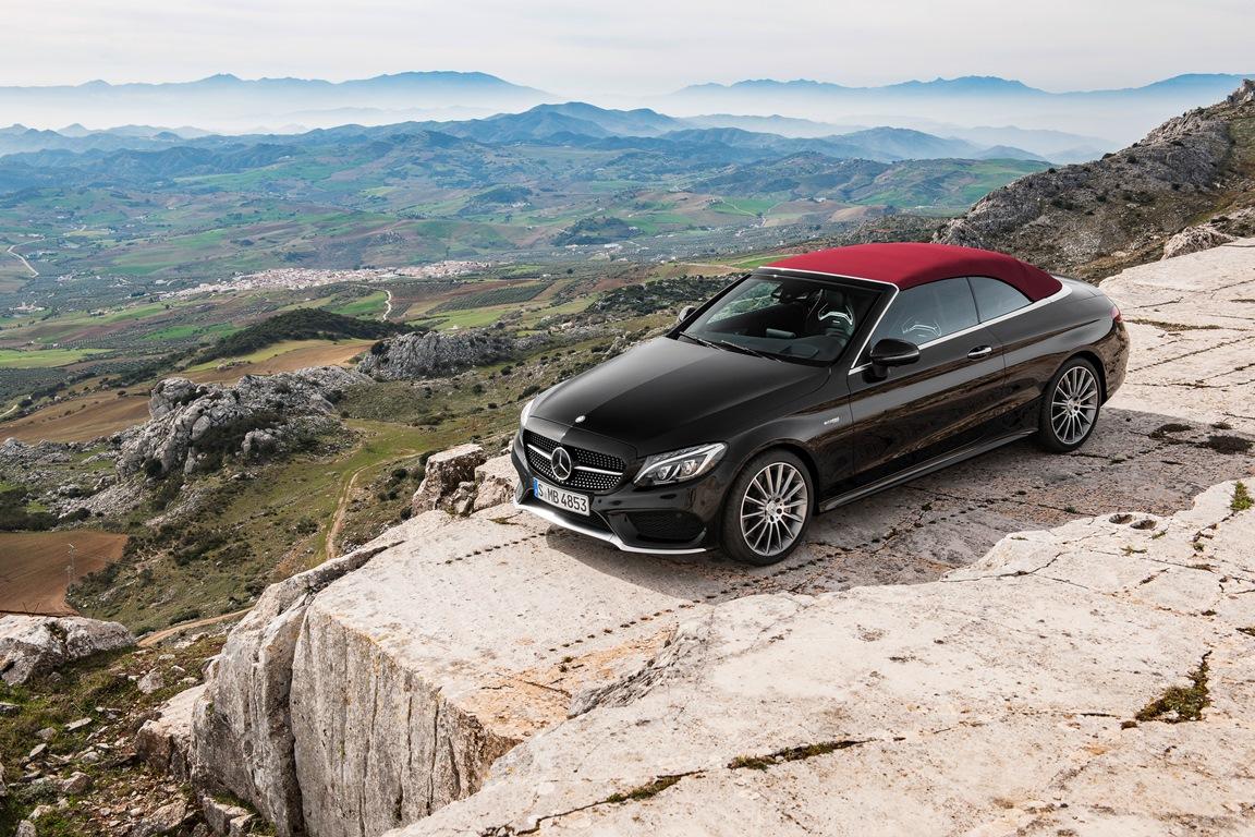 Mercedes C43 AMG Cabriolet 4Matic