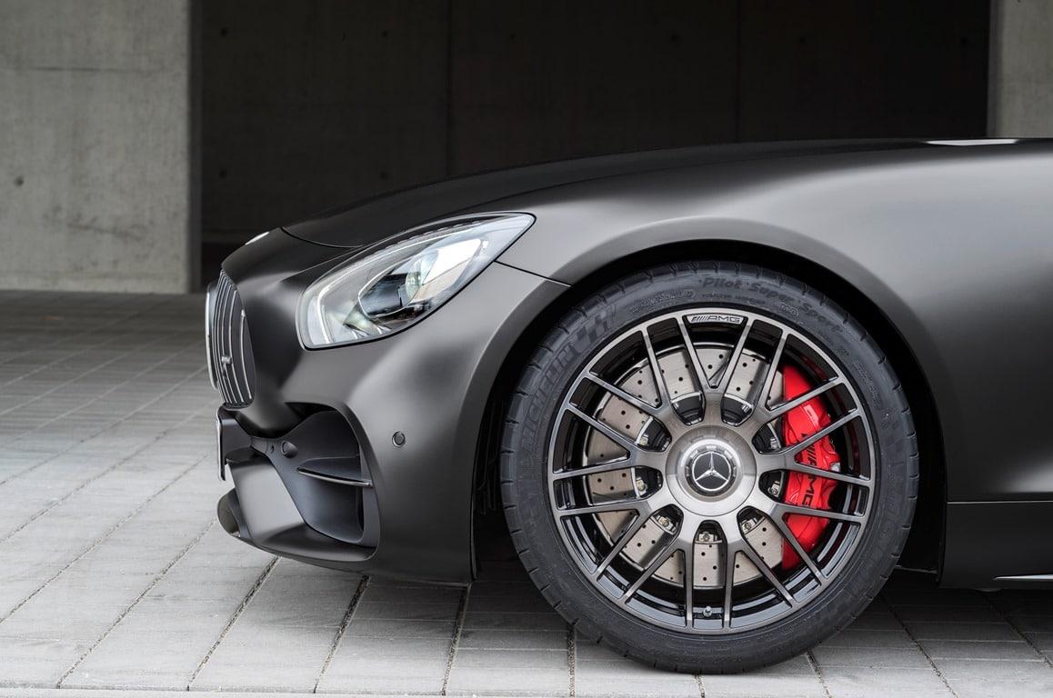 Mercedes-AMG GT C 2017