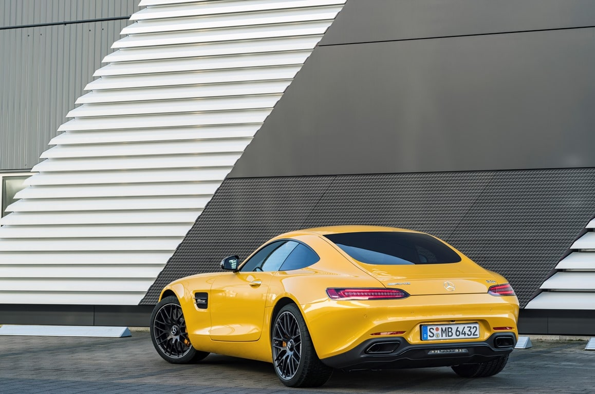 Mercedes-AMG GT-S 2017