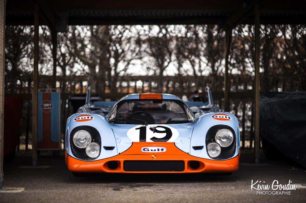 Goodwood 74MM 2016 - Kevin Goudin