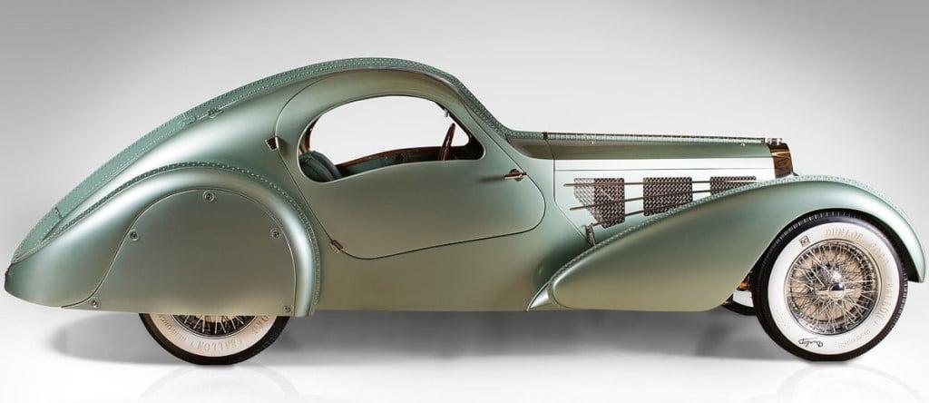 Bugatti Aérolithe