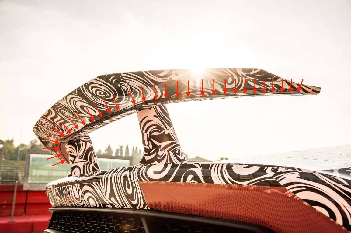 ALA - Lamborghini Huracan Performante