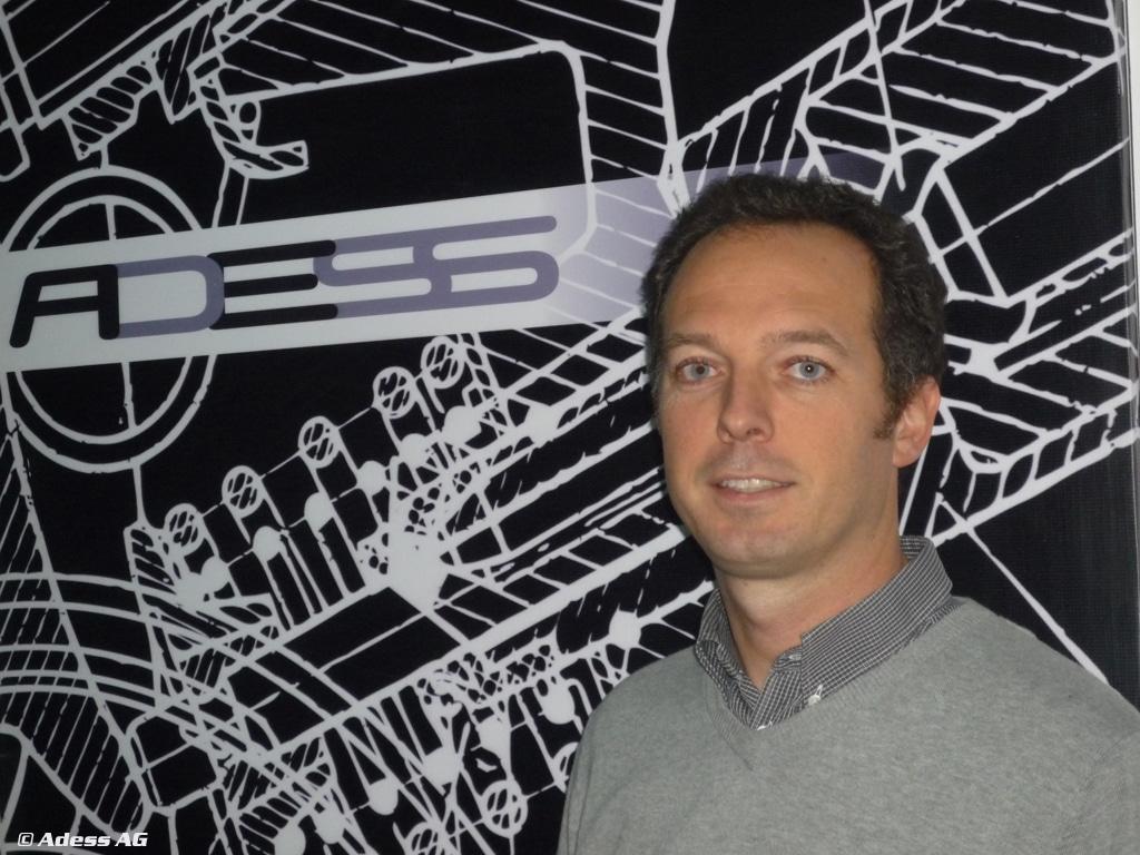 Stéphane Chosse - ADESS AG