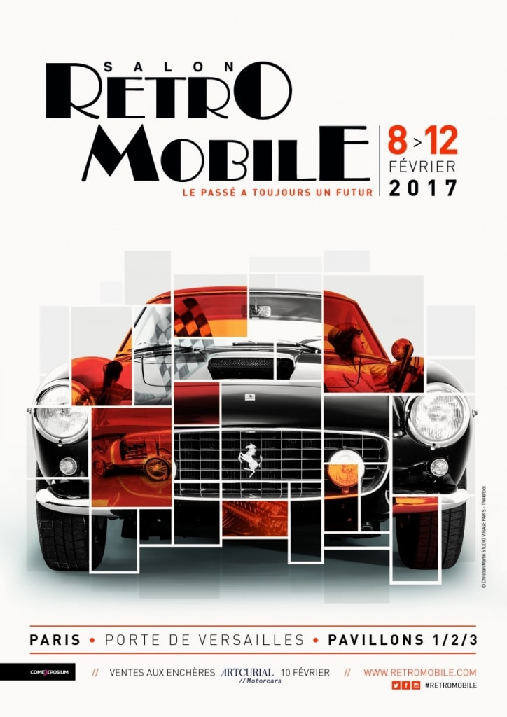 Retrouvez nos articles sur Retromobile / See our articles on Retromobile