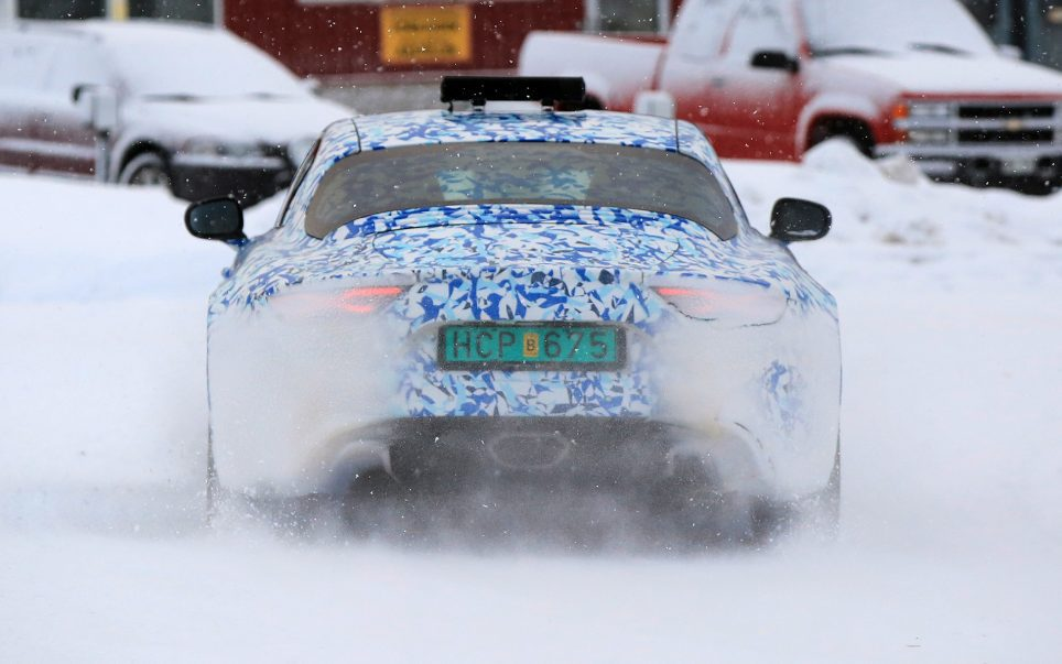 Alpine AS110