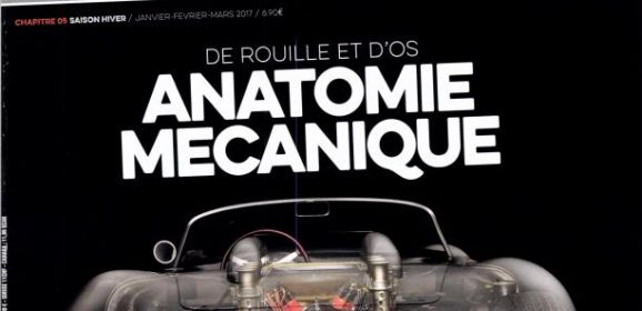 Auto Heroes n°5 : De rouille et d'os, anatomie mécanique