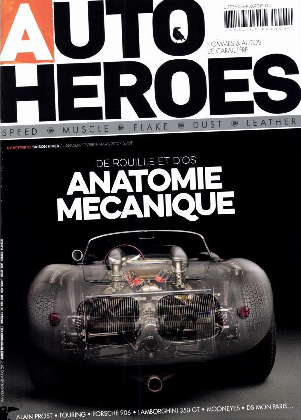 Auto Heroes n°5