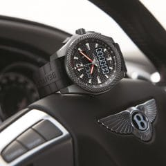Breitling for Bentley Supersports B55 : Chronographe connecté pour sportive d'exception