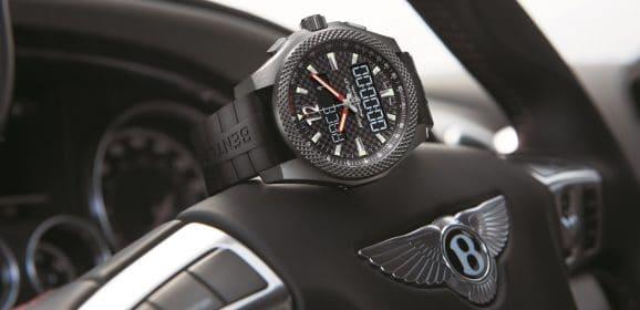 Breitling for Bentley Supersports B55 : Chronographe connecté pour sportive d'exception