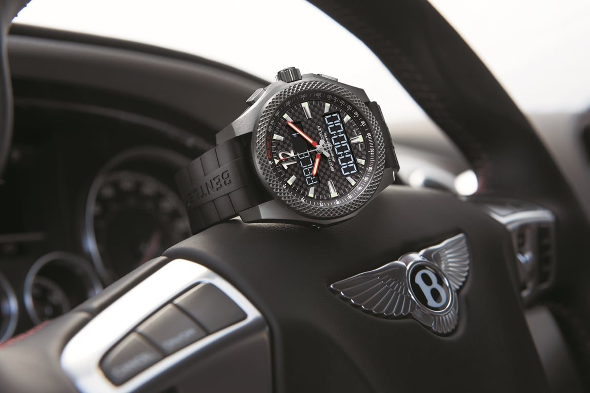 Breitling for Bentley Supersports B55