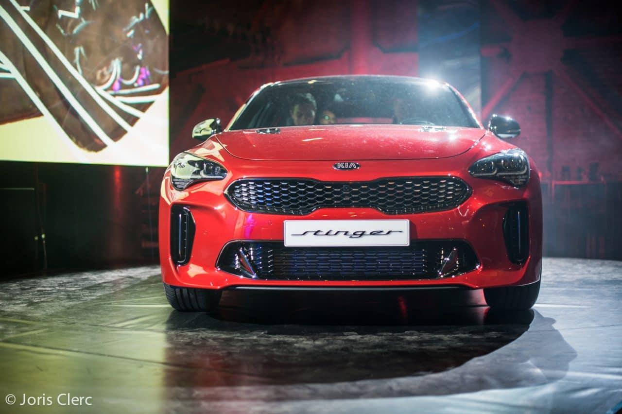 Présentation Kia Stinger GT - Joris Clerc