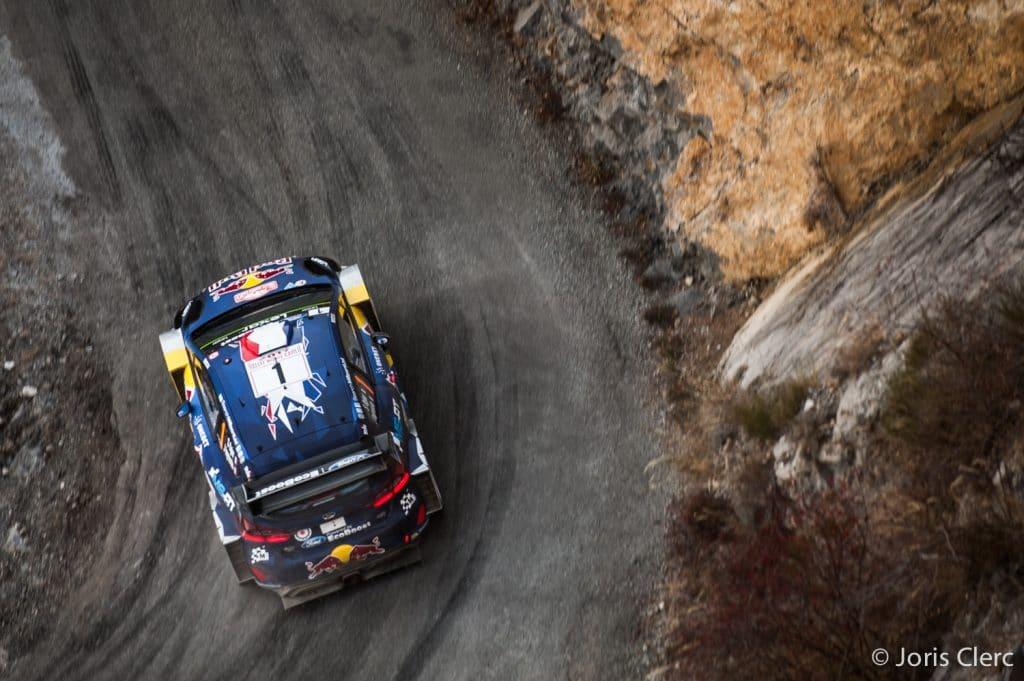 Rallye de Monte Carlo WRC - ES13 - Joris Clerc