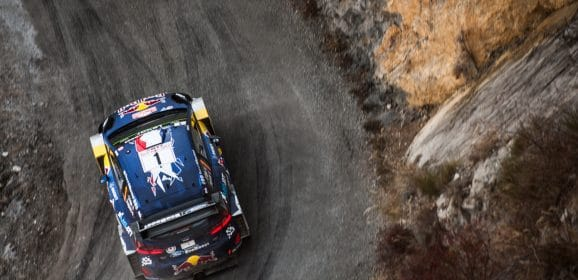 Un week end sur le Monte Carlo WRC