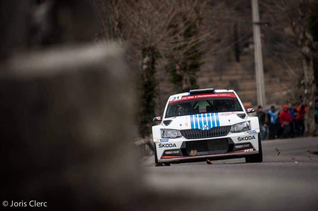 Rallye de Monte Carlo WRC - ES15 - Joris Clerc