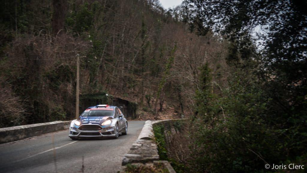 Rallye de Monte Carlo WRC - Liaison - Joris Clerc