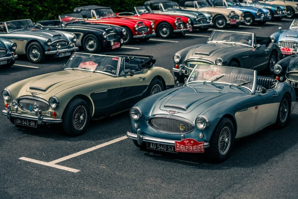 Frederique Constant Austin Healey Club
