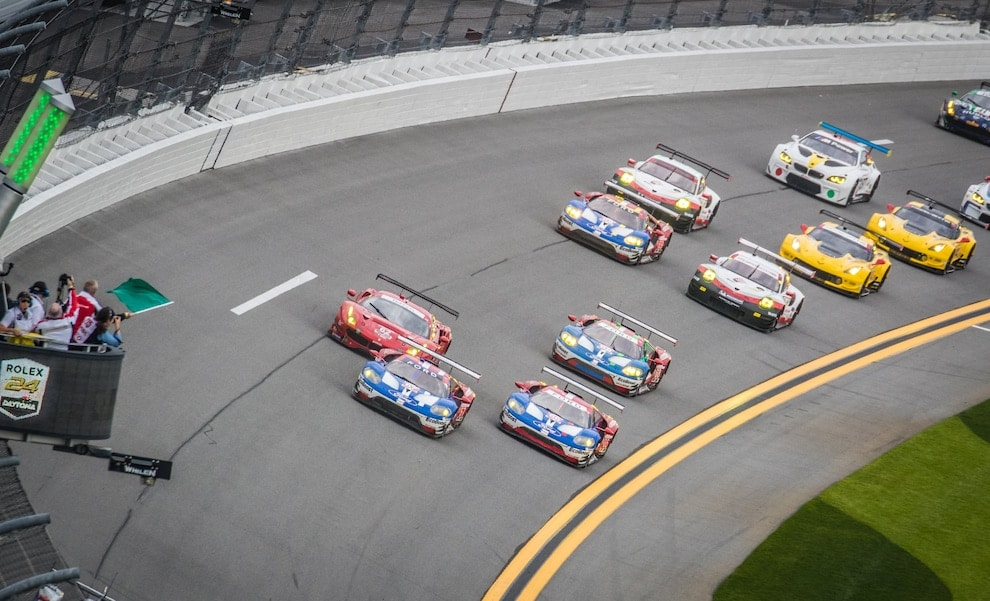 24 Heures de Daytona 2017 - Ford GTLM