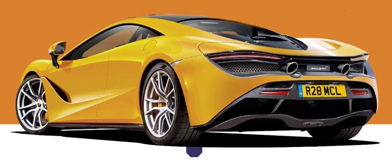 McLaren Super Series 2ème génération - P14