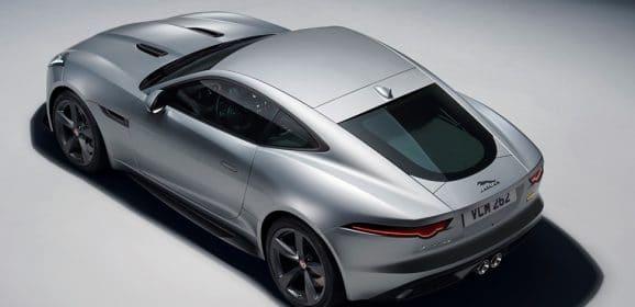 Salon de Detroit 2017 : Jaguar F-Type 400 Sport Launch Edition