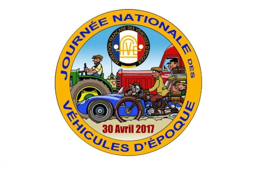 Journée Nationale des Véhicules d'Epoque - 50 ans FFVE