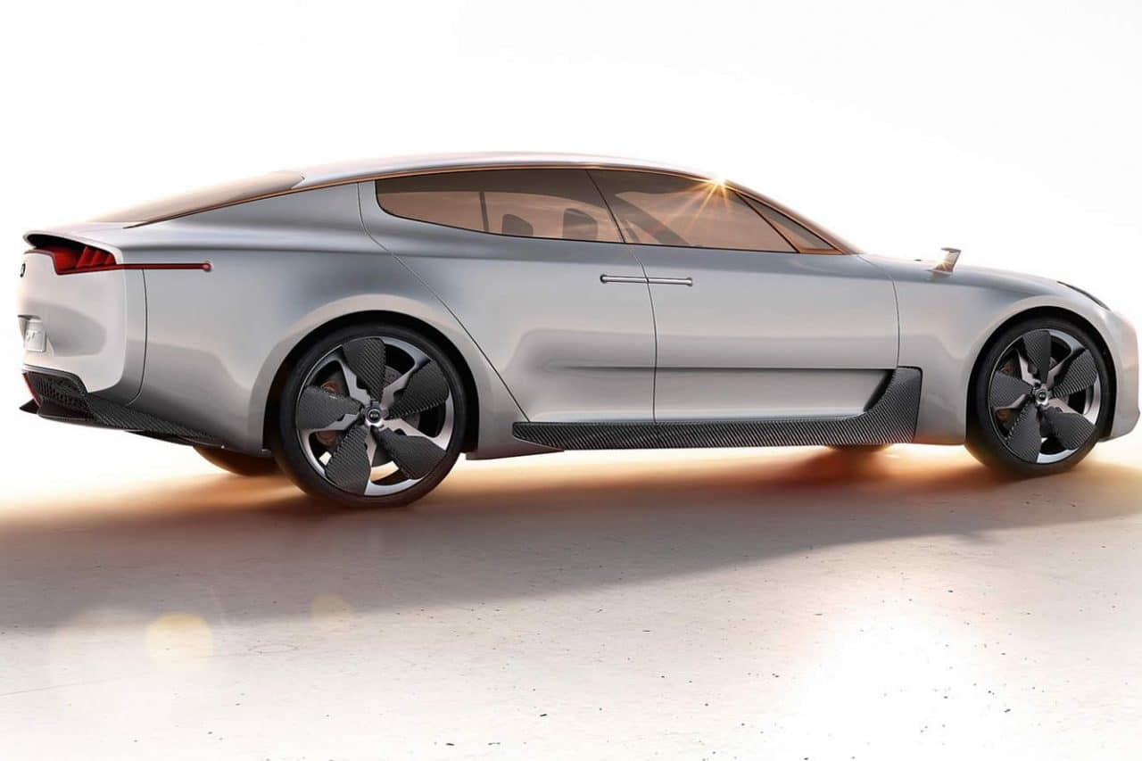Kia Concept GT (2011)