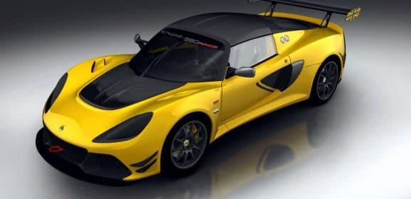 Lotus Exige Race 380 : Pour la compétition