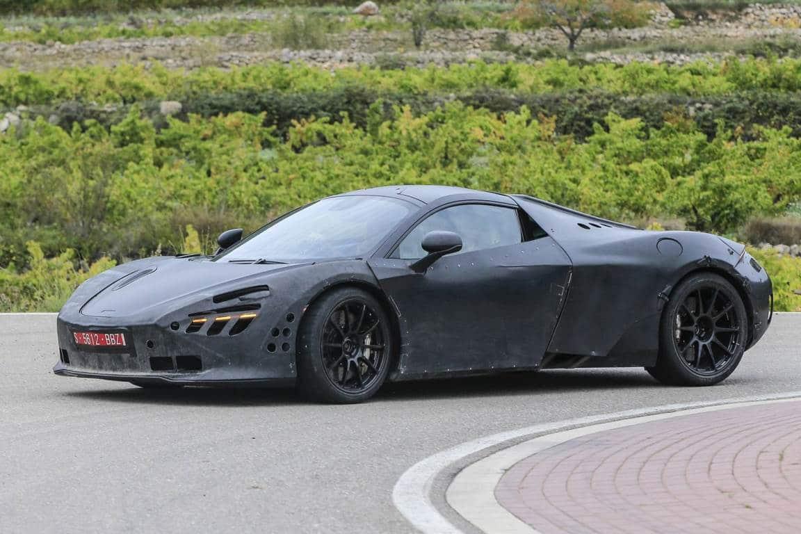 "McLaren ""P14"""