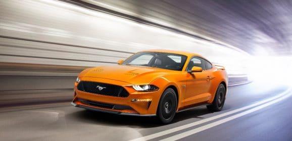 Lifting surprise pour la Ford Mustang !