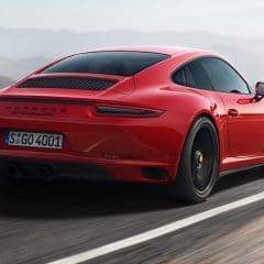 Salon de Detroit 2017 : Porsche 911 GTS