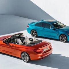 Léger lifting pour la BMW Série 4 à Genève
