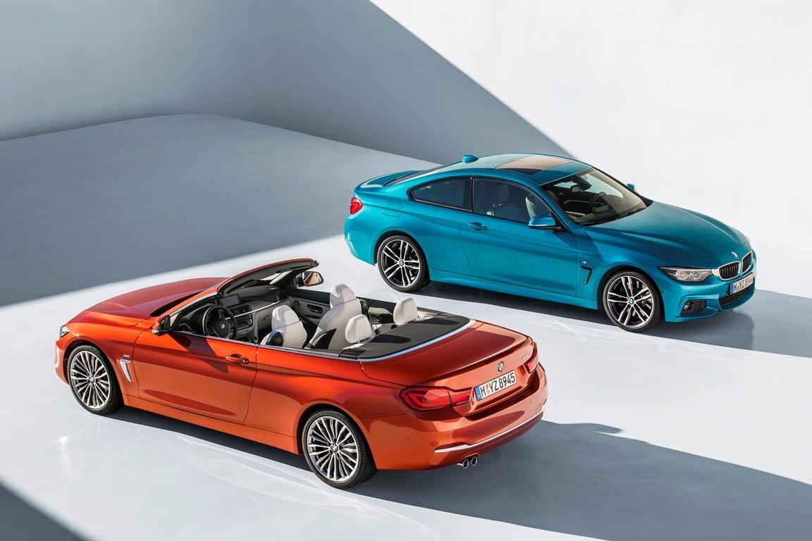 BMW dévoile la Série 4 restylée