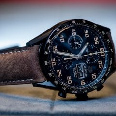 TAG Heuer Carrera Calibre 16 Day-Date Chrono Black Titanium : 10 ans déjà !