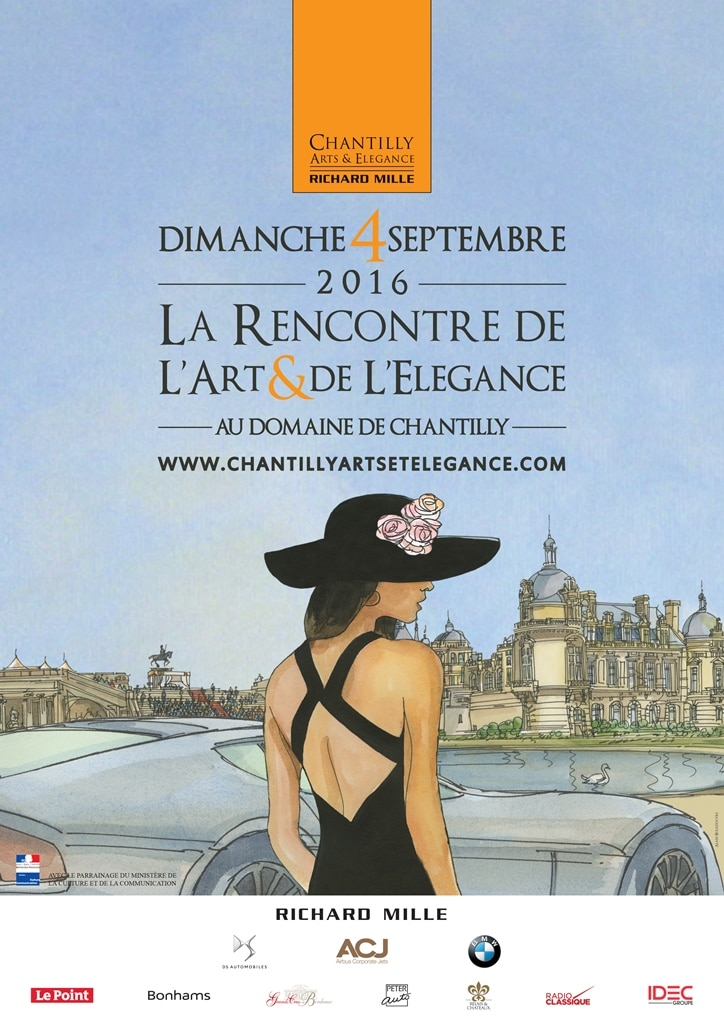 Retrouvez nos articles sur Chantilly Arts & Elegance 2016 / See our articles on Chantilly Arts & Elegance 2016