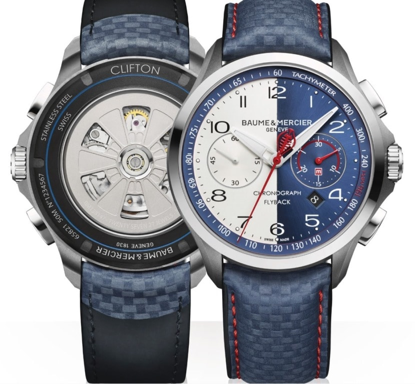 Baume et Mercier Clifton 10344 Club Shelby Cobra CSX2299